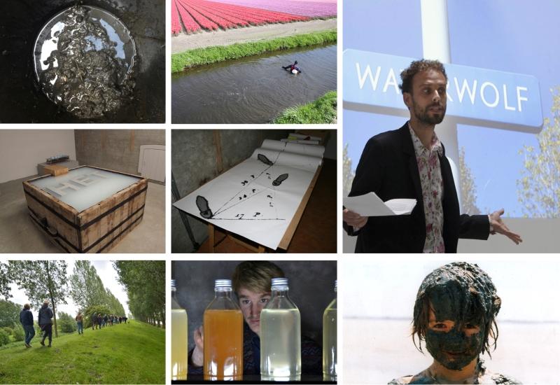 Stellingname - water, land & innovatory heritage Haarlemmermeerpolder, Kunstfort bij Vijfhuizen, 2013