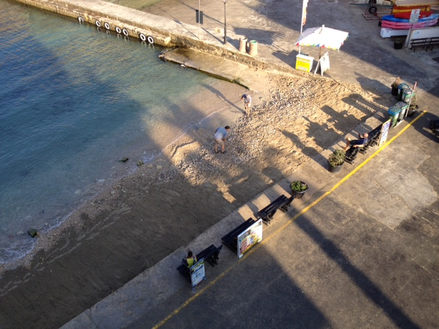 Xlendi, Malta, 2012