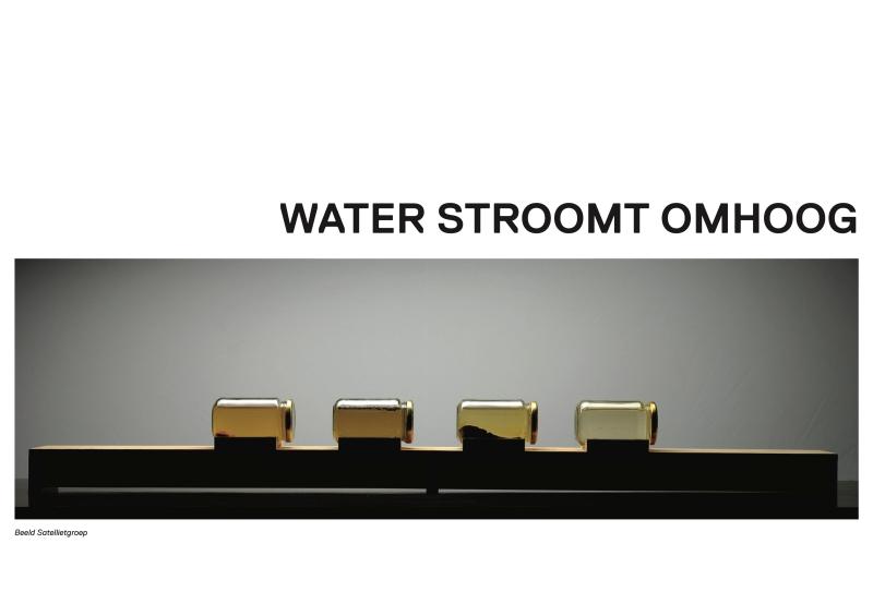 Water flows upwards, 2021 5 months artistic field research: Who is Dommel? Waterschap De Dommel, Kunstloc Brabant, Living Lab Brabantse Beken, Landschapstriënnale 2021
